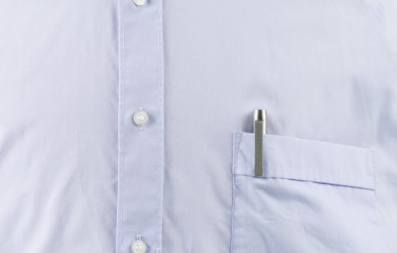 Manchas de caneta