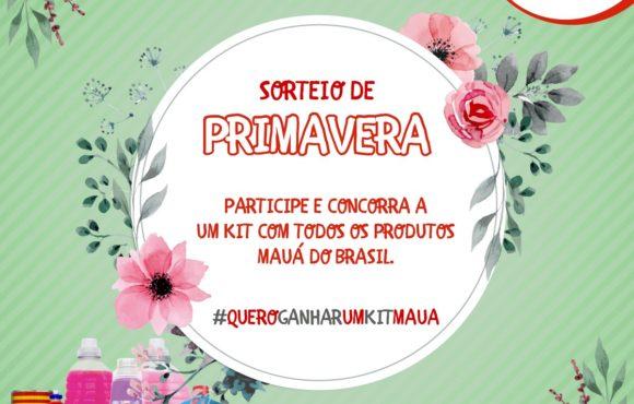 Quer ganhar um Kit de produtos da Mauá do Brasil? Clique aqui e leia o regulamento